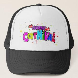 Gorra De Camionero Ah viene el carnaval del fuh