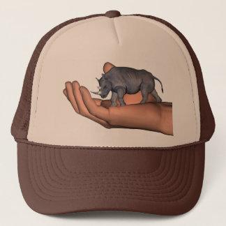 Gorra De Camionero ¡Ahorre los Rhinos!