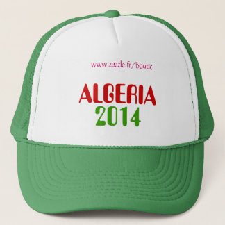 Gorra De Camionero Algeria
