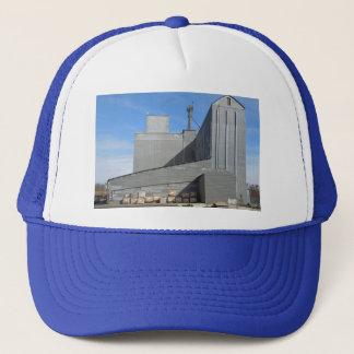 Gorra De Camionero Alimentación de Templeton y edificio del grano