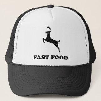 Gorra De Camionero Alimentos de preparación rápida