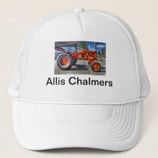 Gorra De Camionero Allis Chalmers, tractores