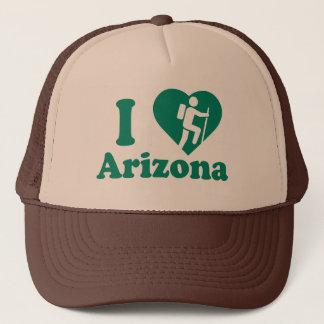 Gorra De Camionero Alza Arizona