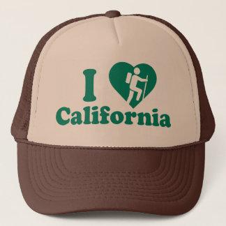 Gorra De Camionero Alza California