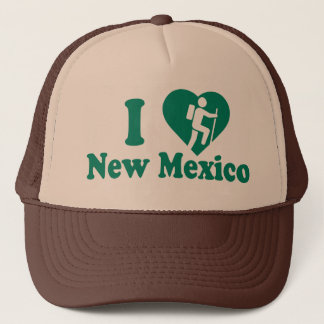 Gorra De Camionero Alza New México
