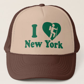 Gorra De Camionero Alza Nueva York