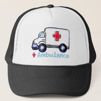 Gorra De Camionero Ambulancia