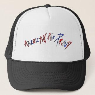 Gorra De Camionero Americano y orgulloso
