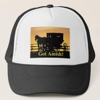 Gorra De Camionero ¿Amish conseguidos?