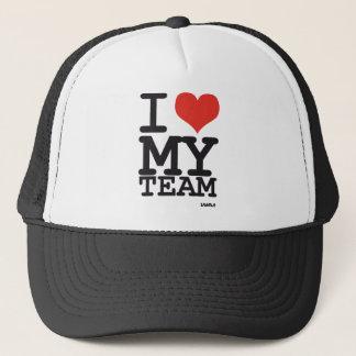 Gorra De Camionero amo a mi equipo