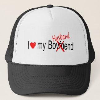 Gorra De Camionero Amo a mi marido