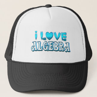 Gorra De Camionero Amo álgebra