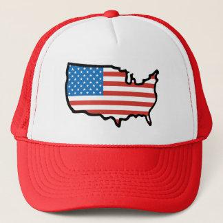 Gorra De Camionero Amo América - Estados Unidos señalan por medio de