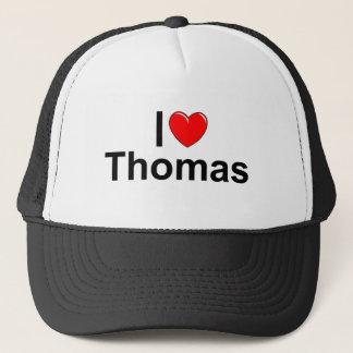 Gorra De Camionero Amo (corazón) a Thomas