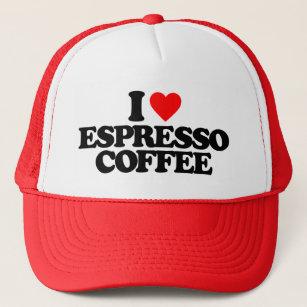 GORRA DE CAMIONERO AMO EL CAFÉ DEL CAFÉ EXPRESS 5b55dd05dec