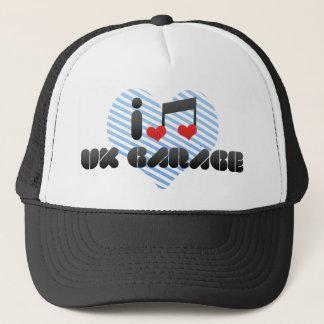 Gorra De Camionero Amo el garaje británico