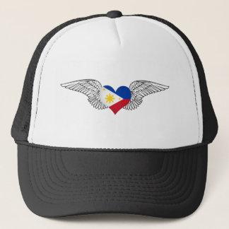 Gorra De Camionero Amo Filipinas - alas