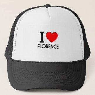 Gorra De Camionero Amo Florencia