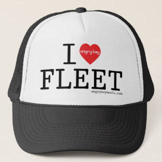 Gorra De Camionero Amo la flota