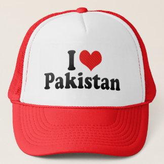 Gorra De Camionero Amo Paquistán