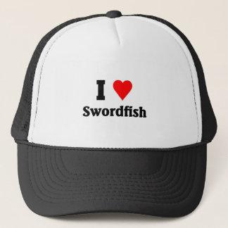 Gorra De Camionero Amo peces espadas