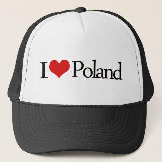 Gorra De Camionero Amo Polonia