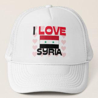 Gorra De Camionero Amo Siria