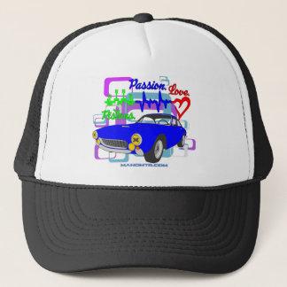 Gorra De Camionero amor F250Lusso de la pasión de los pistones