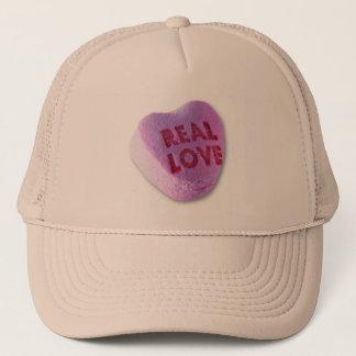 Gorra De Camionero amor real