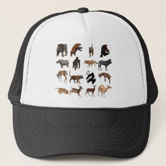Gorra De Camionero Animales salvajes