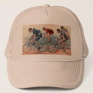Gorra De Camionero Anuncio 1896 de Lithos de la bicicleta