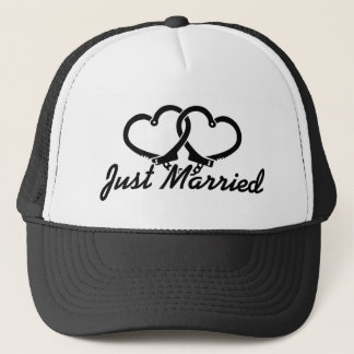 Gorra De Camionero Apenas casado