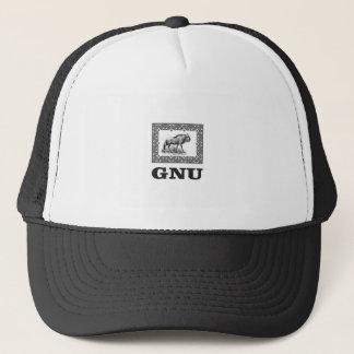 Gorra De Camionero Arte del poder del Gnu
