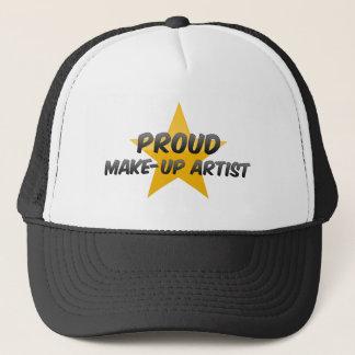 Gorra De Camionero Artista de maquillaje orgulloso