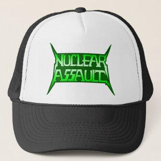 Gorra De Camionero Asalto nuclear