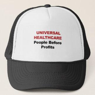 Gorra De Camionero Atención sanitaria universal