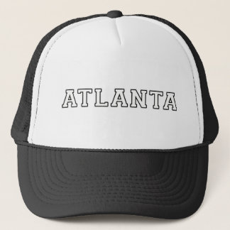 Gorra De Camionero Atlanta Georgia