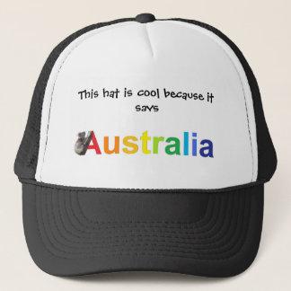 Gorra De Camionero Australia