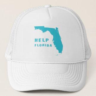 Gorra De Camionero Ayuda la Florida después del huracán Irma