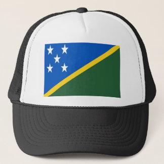Gorra De Camionero ¡Bajo costo! Bandera de Solomon Island