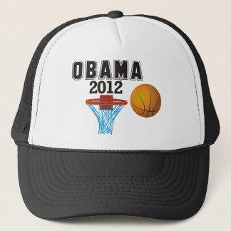 Gorra De Camionero baloncesto 2012 de obama