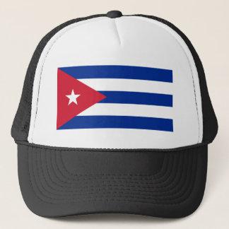 Gorra De Camionero Bandera cubana - Bandera Cubana - bandera de Cuba