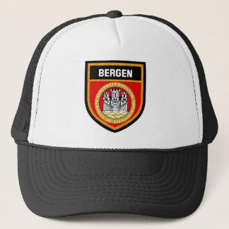 Gorra De Camionero Bandera de Bergen