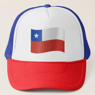 Gorra De Camionero Bandera de Chile