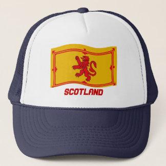 Gorra De Camionero Bandera de Escocia