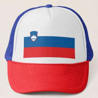 Gorra De Camionero Bandera de Eslovenia
