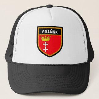 Gorra De Camionero Bandera de Gdańsk