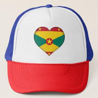 Gorra De Camionero Bandera de Grenada