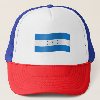 Gorra De Camionero Bandera de Honduras