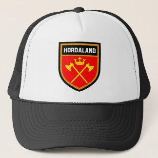 Gorra De Camionero Bandera de Hordaland